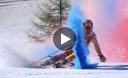 The World's Most Colorful Ski Run