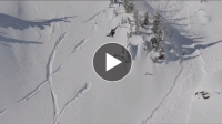 Skiing Stone Staircases in Canada with Chris Logan and Parker White