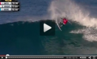 Jordy Smith's Jaw-Dropping Perfect 10 Wave In South Africa
