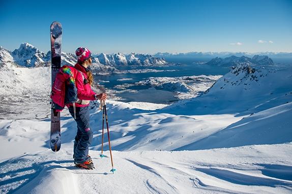 Kaylin Richardson Skier Kaylin Richardson is