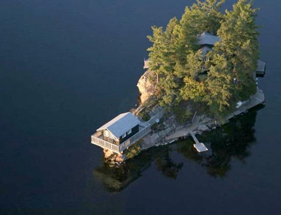 Gallery 20 incredible cabins around the world Small islands around the world