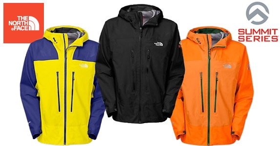 The North Face Meru Gore Jacket Video
